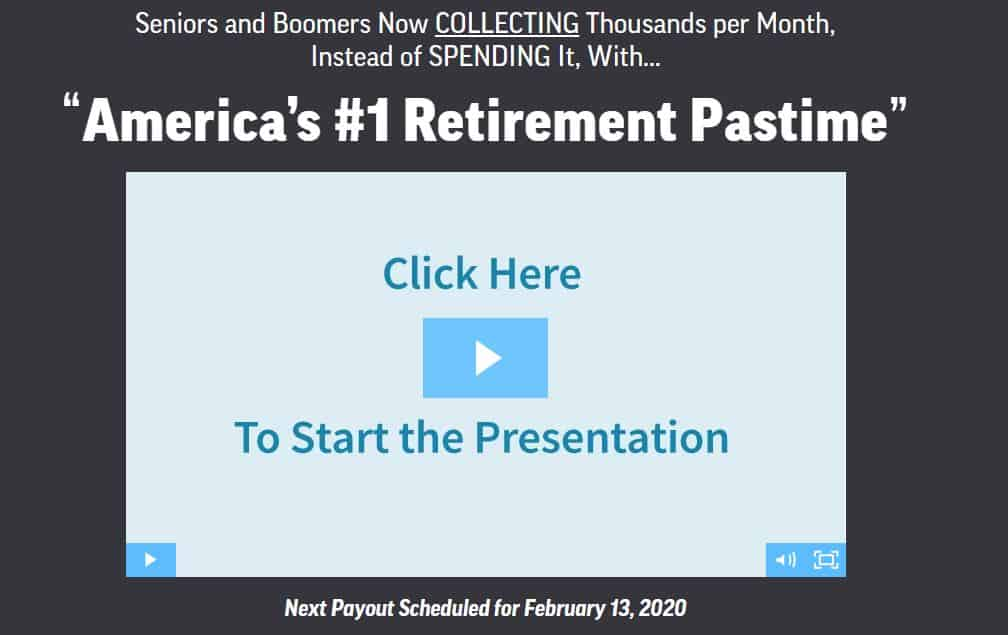 America's #1 Retirement Pastime by Marc Lichtenfeld
