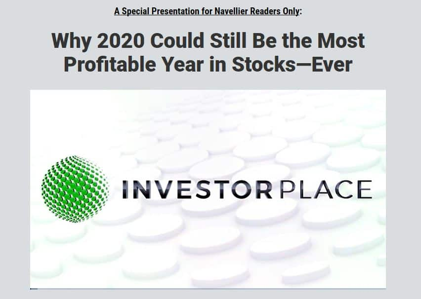 Why 2020 Could (Still) Be the Most Profitable Year in Stocks—Ever
