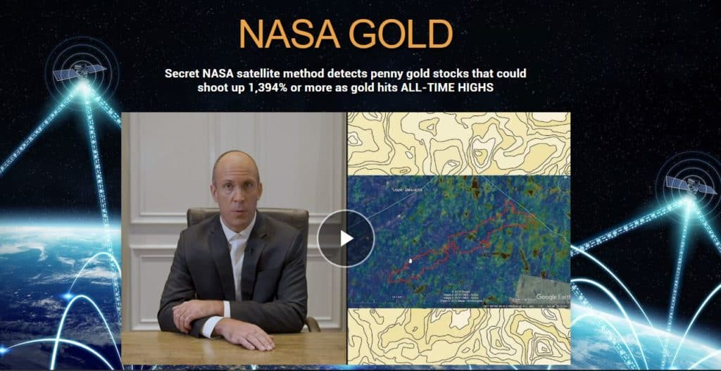 NASA Gold by Dave Forest (review)