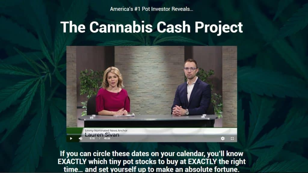 The Cannabis Cash Project by Matt McCall