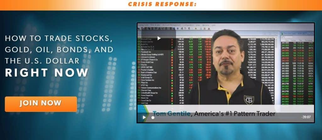 Tom Gentile's Market Crisis Deep Dive