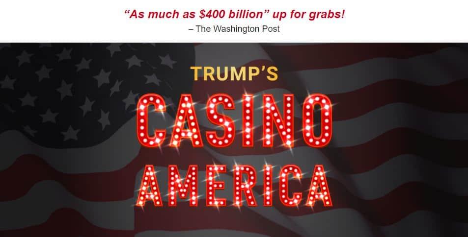 Trump's Casino America by John Del vecchio