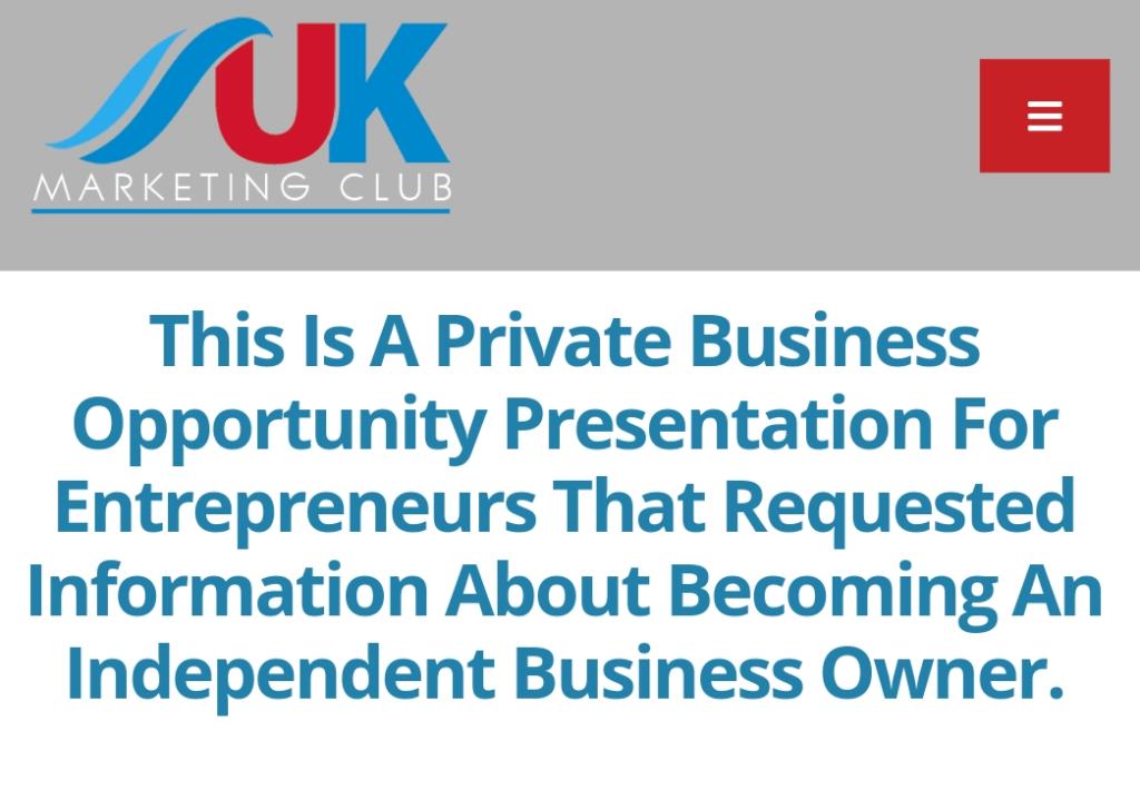UK Marketing Club