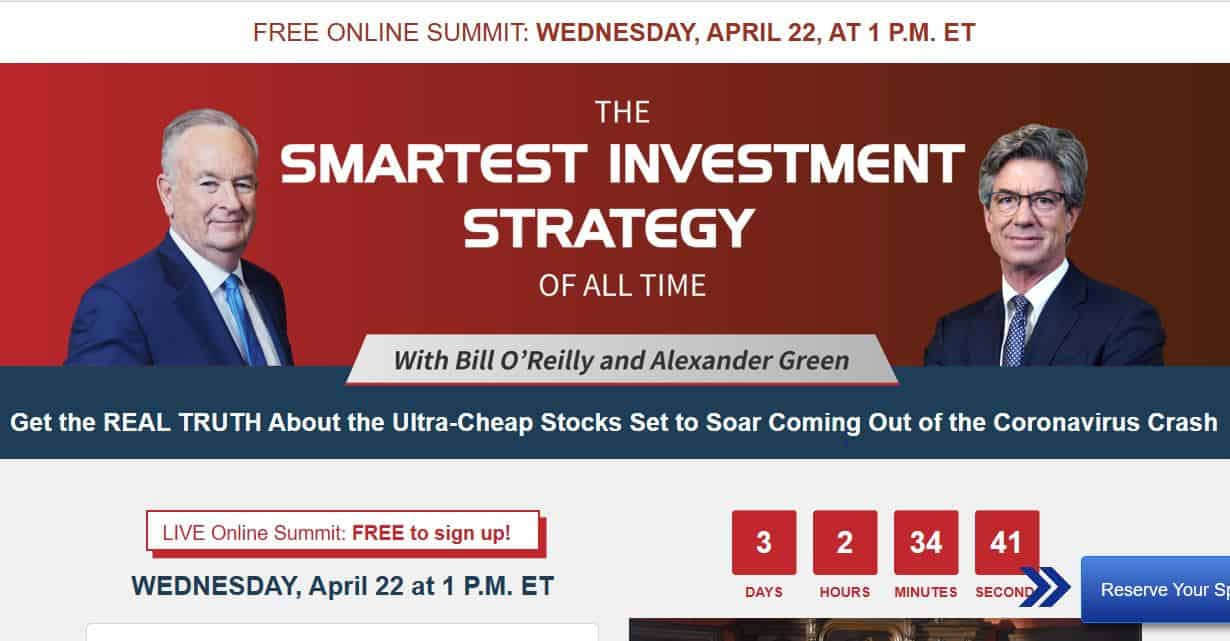 Smartest Investment Strategy Event
