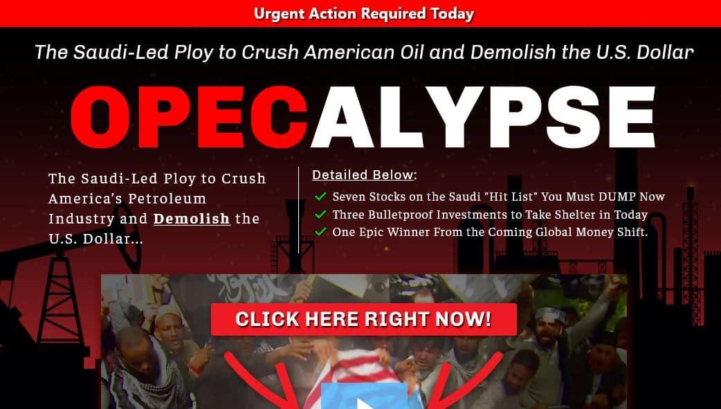 OPECALYPSE