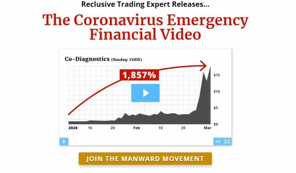 The Coronavirus Emergency Financial Video