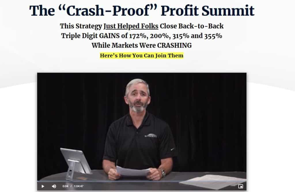 The Crash Proof Profit Summit