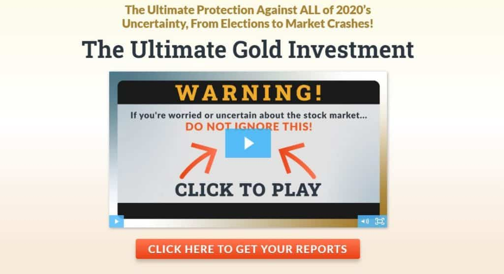 The Ultimate Gold Investment
