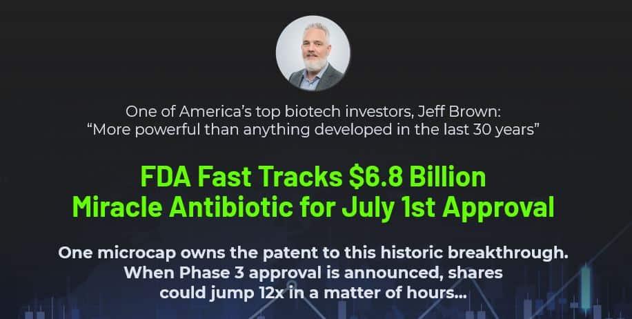 Jeff Brown Miracle Antibiotic