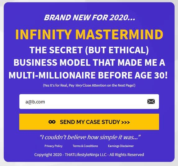 The Infinity Mastermind by Kevin David