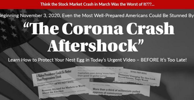 The Corona Crash Aftershock