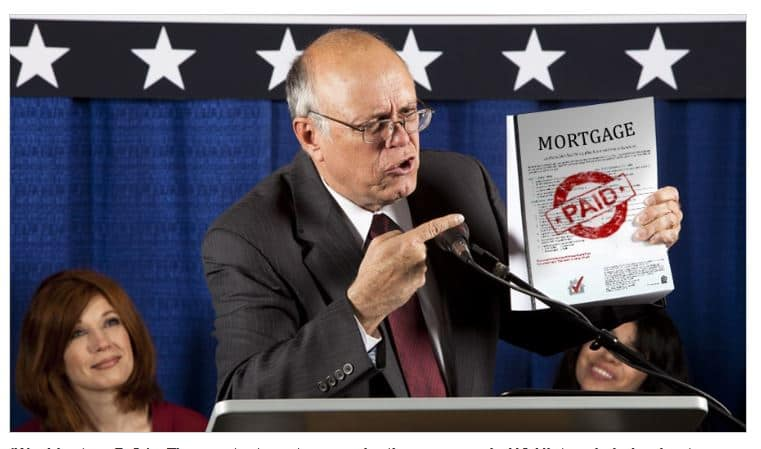 Congress Mortgage Relief Program