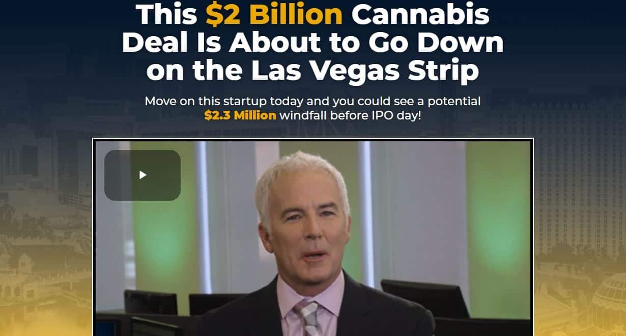 $2.4 Billion Private Cannabis Deal by Michael Robinson