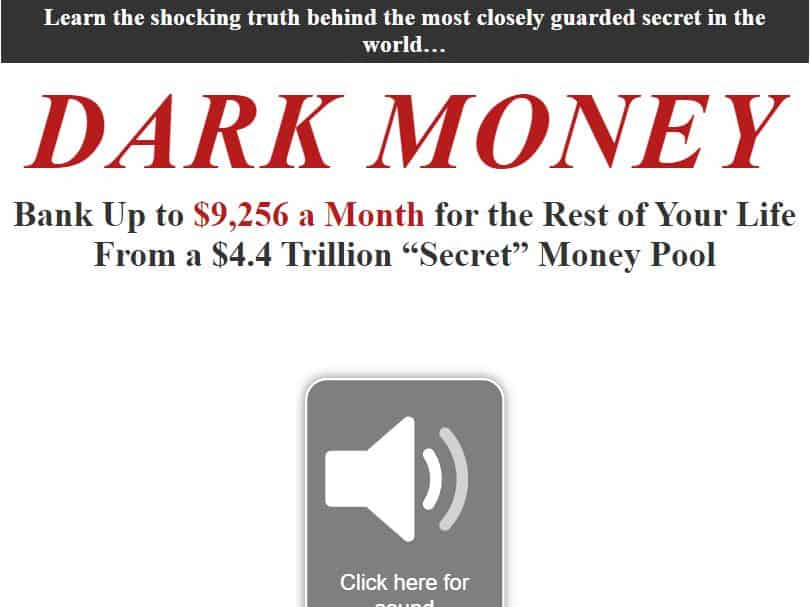 Bryan Perry Dark Money