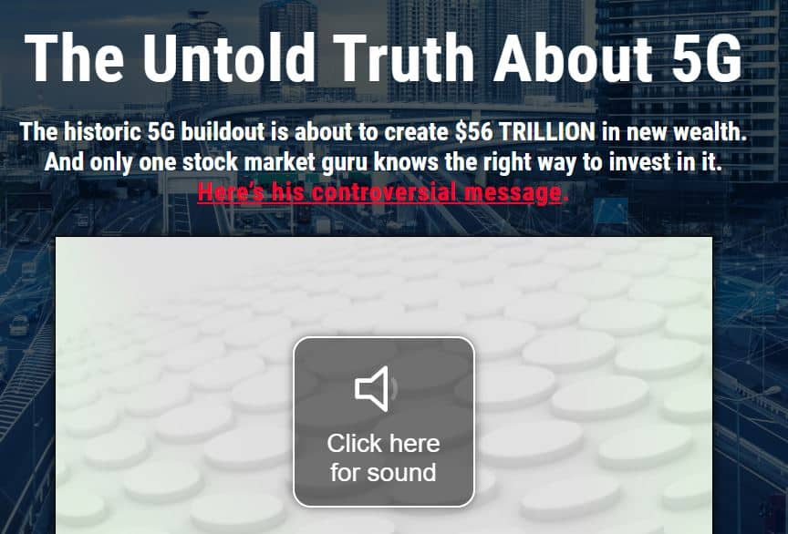 The Untold Truth About 5G