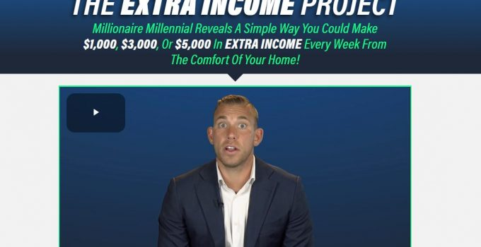 The Extra Income Project (Project 303)