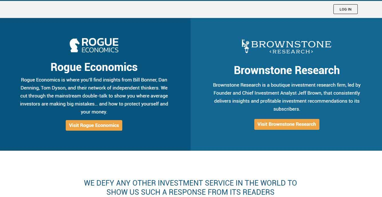 Brownstone Research Reviews