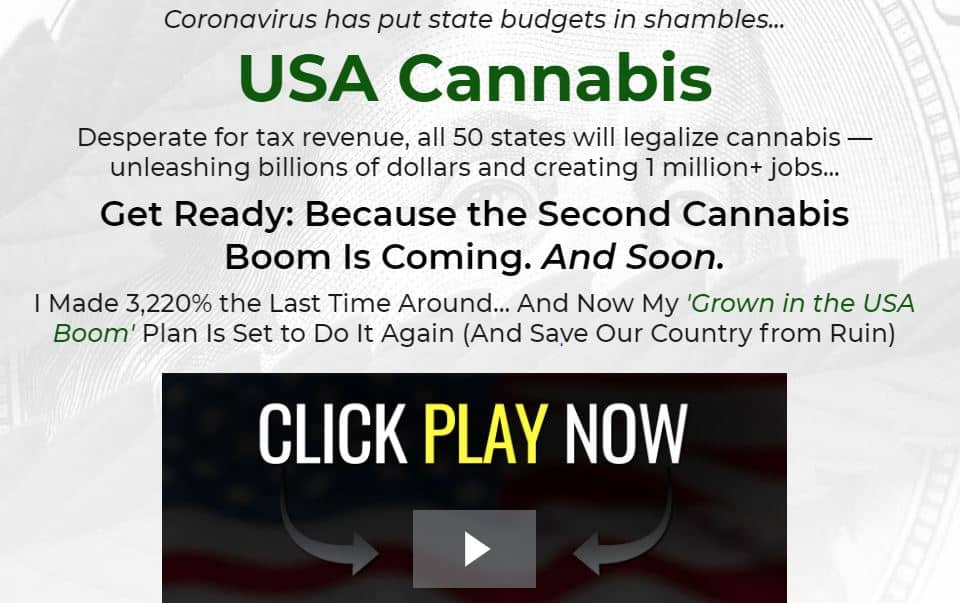 USA Cannabis
