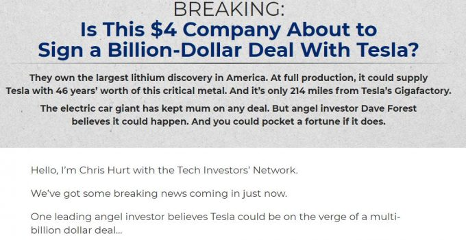 The American Lithium Boom