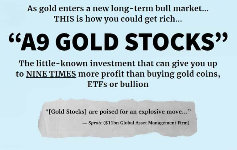 A9 Gold Stocks