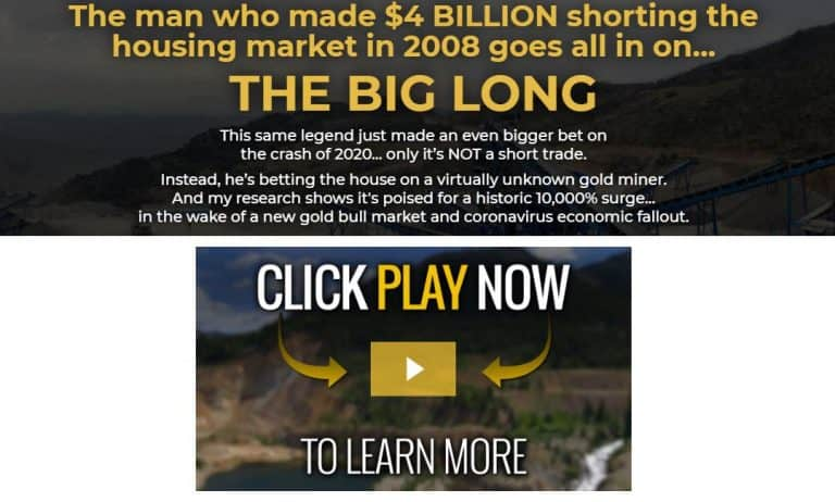 a historic 10,000% surge… in the wake of a new gold bull market and coronavirus economic fallout