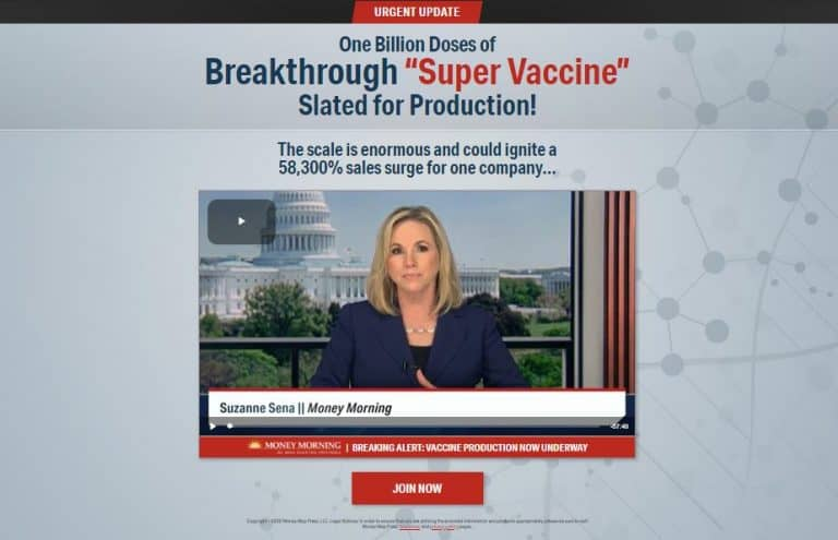 Breakthrough Super Vaccine