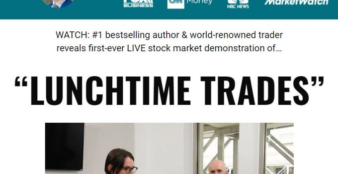 "Is ""Lunchtime Trades"" by Graham Summers Legit? 12"