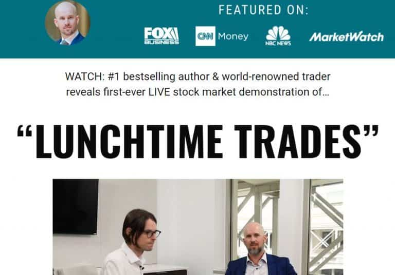 """Is """"Lunchtime Trades"""" by Graham Summers Legit? 13"""