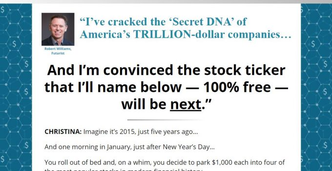 Trillion Dollar DNA