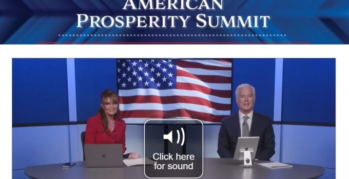 The American Prosperity Summit