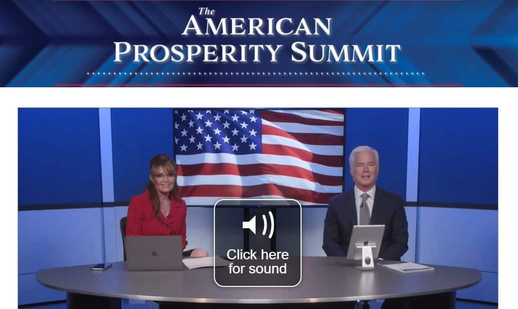 The American Prosperity Summit