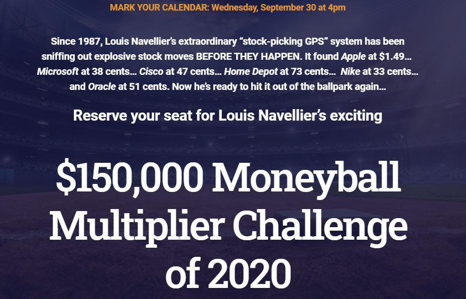 Moneyball Multiplier Challenge 2020