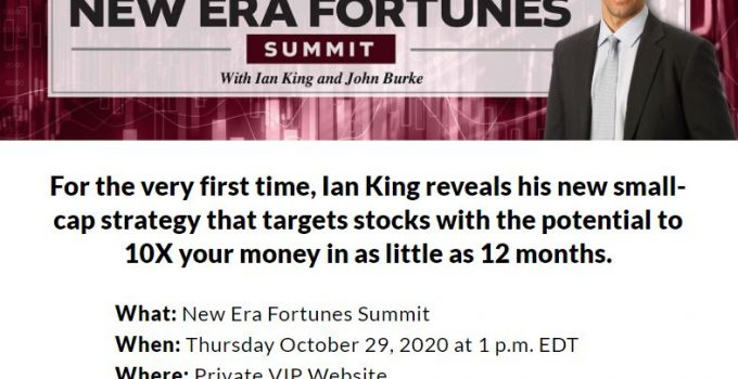 New Era Fortunes Summit