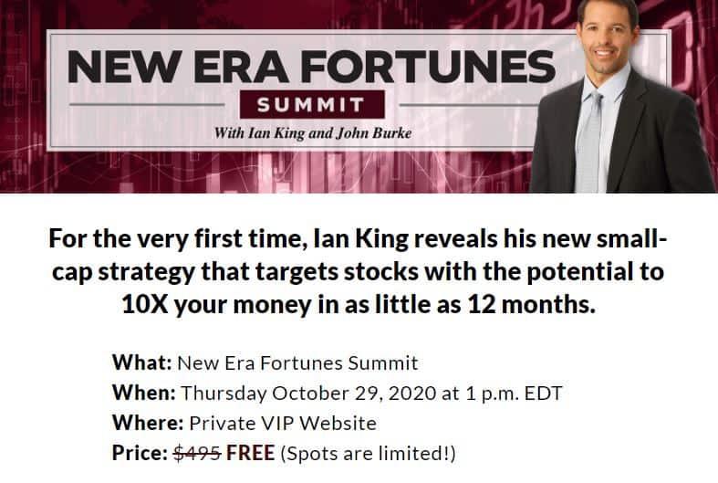 New Era Fortunes Summit