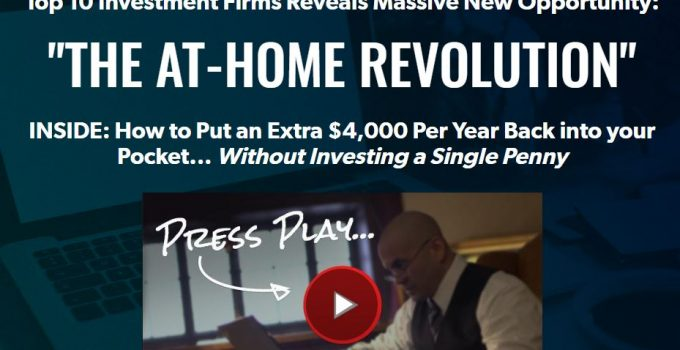 The At Home Revolution