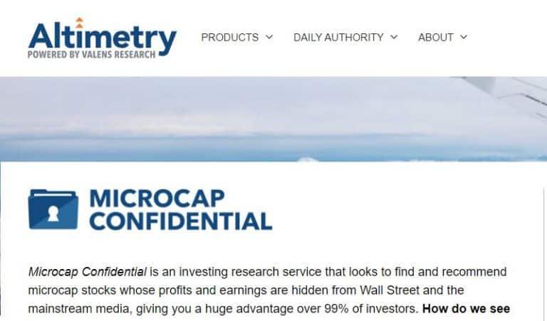 Microcap Confidential