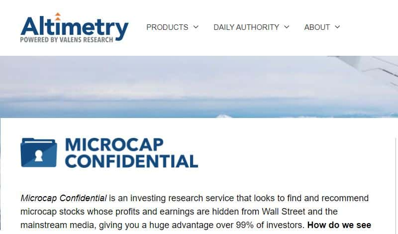 Microcap Confidential