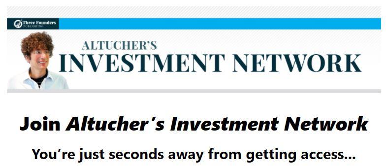 Altucher's Investment Network