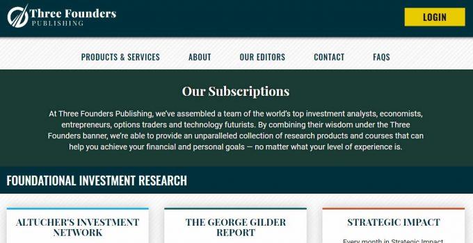 Three Founders Publishing