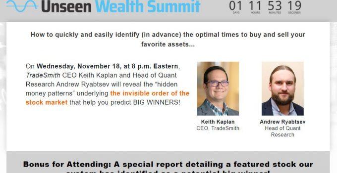 Unseen Wealth Summit