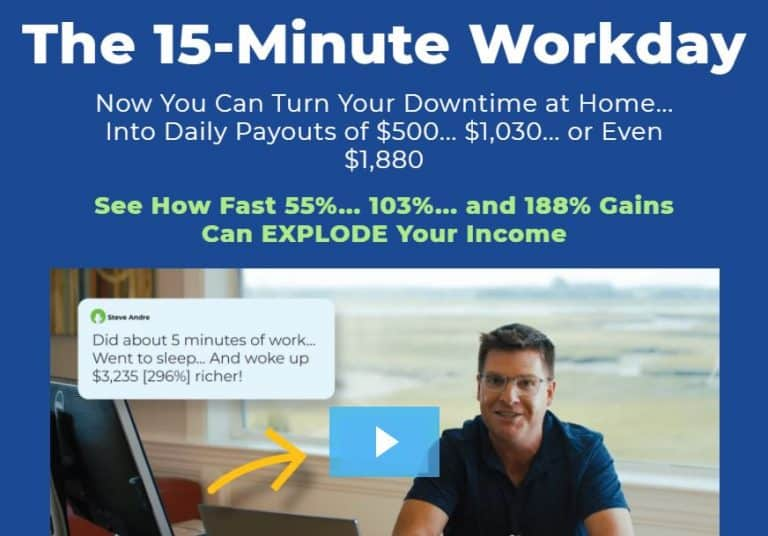 The 15 Minute Workday