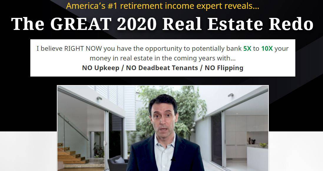 The Great 2020 Real Estate Redo