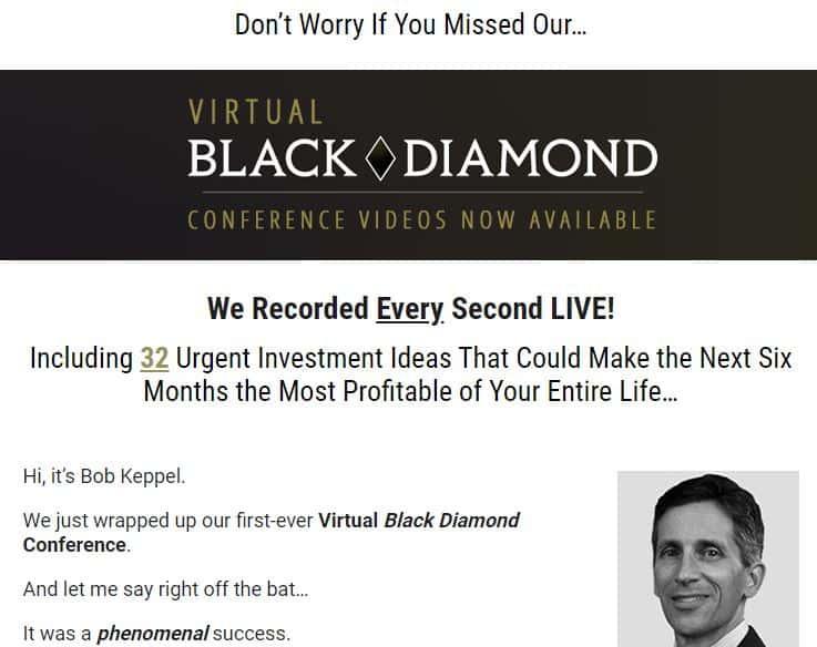 Virtual Black Diamond