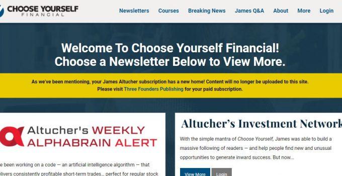 Choose Yourself Financial