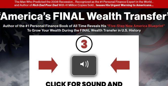 Final Wealth Transfer