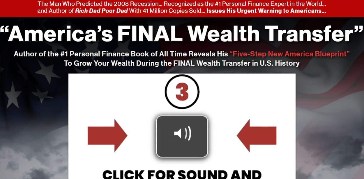 Final Wealth Transfer
