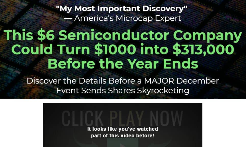 $6 Semiconducter Company