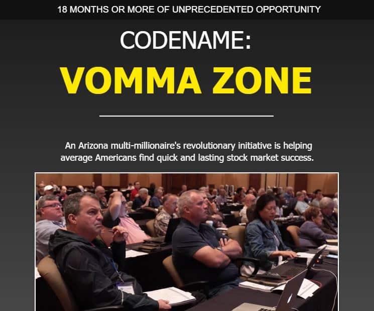 Vomma Zone