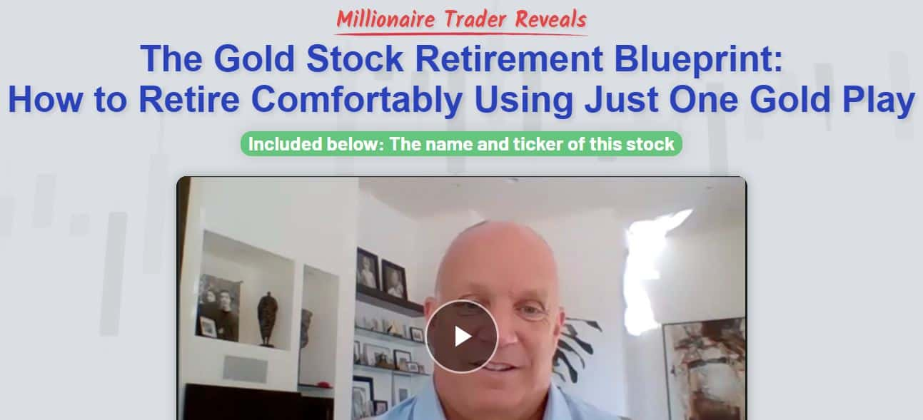 Gold Stock Retirement Blueprint