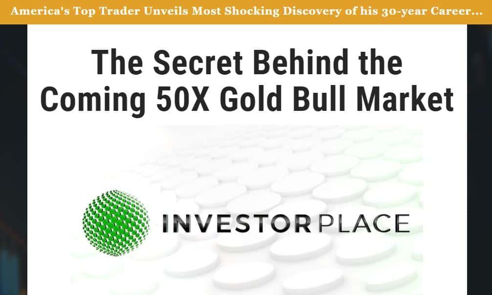 50x Gold Bull Market